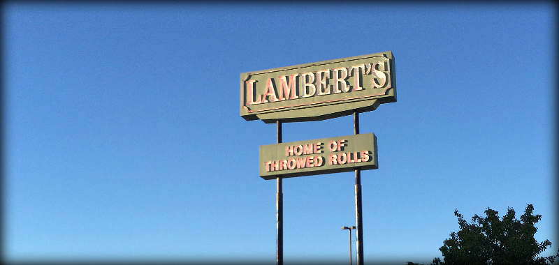 Lamberts Springfield Throwed Rolls
